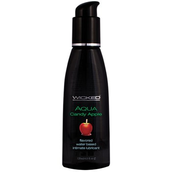 Wicked Aqua Flavored Lube Apple