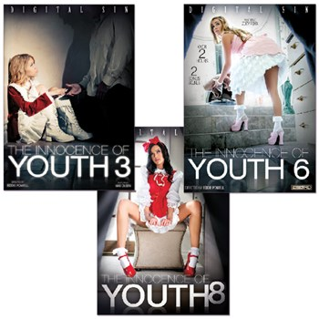 The Innocence Of Youth (18+) 3 Pack