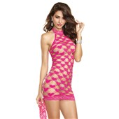 strappy heart chemise