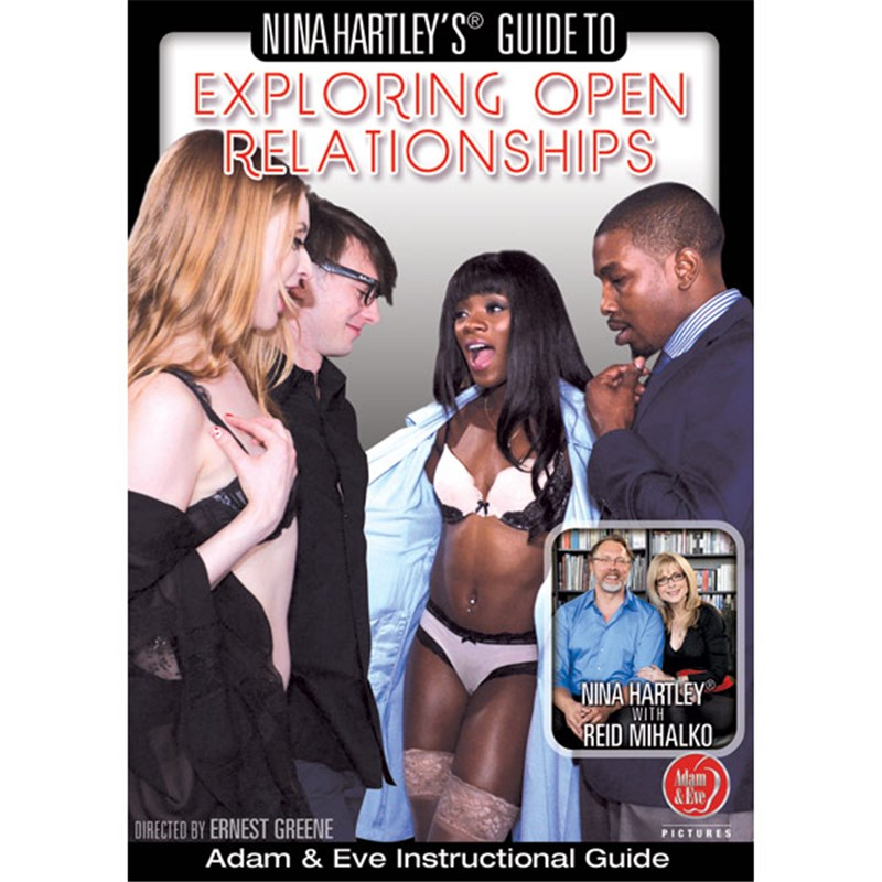 Nina Hartleys Guide to Exploring Open Relationships