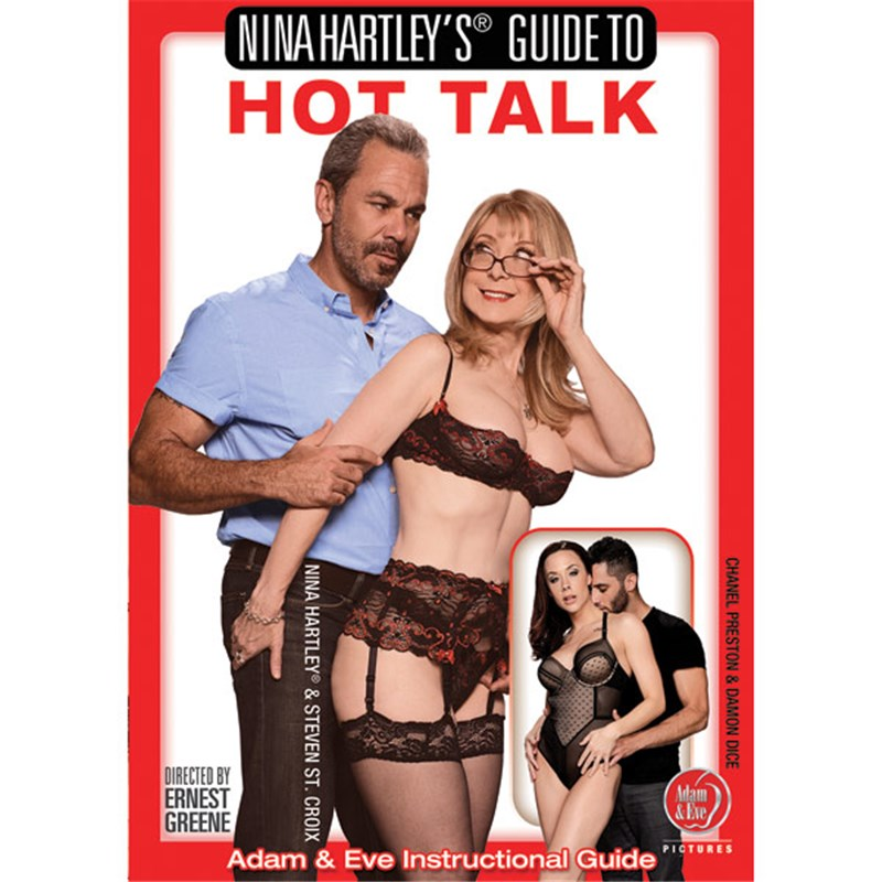 Nina Hartleys Guide To Hot Talk