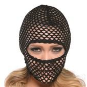 fetish fantasy fishnet mask