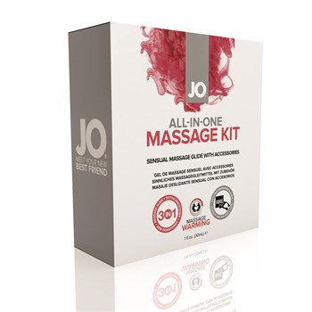 All In One Couple's Massage Kit