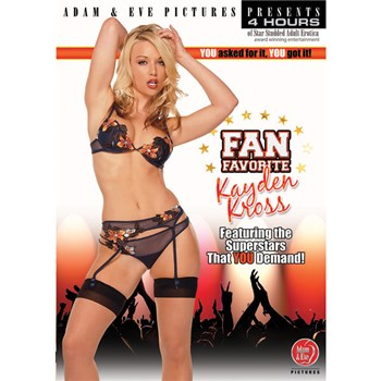 Fan Favorite: Kayden Kross