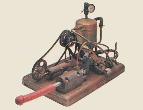 Steam Powered Vibrator History