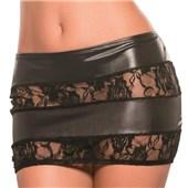 booty talk mini skirt