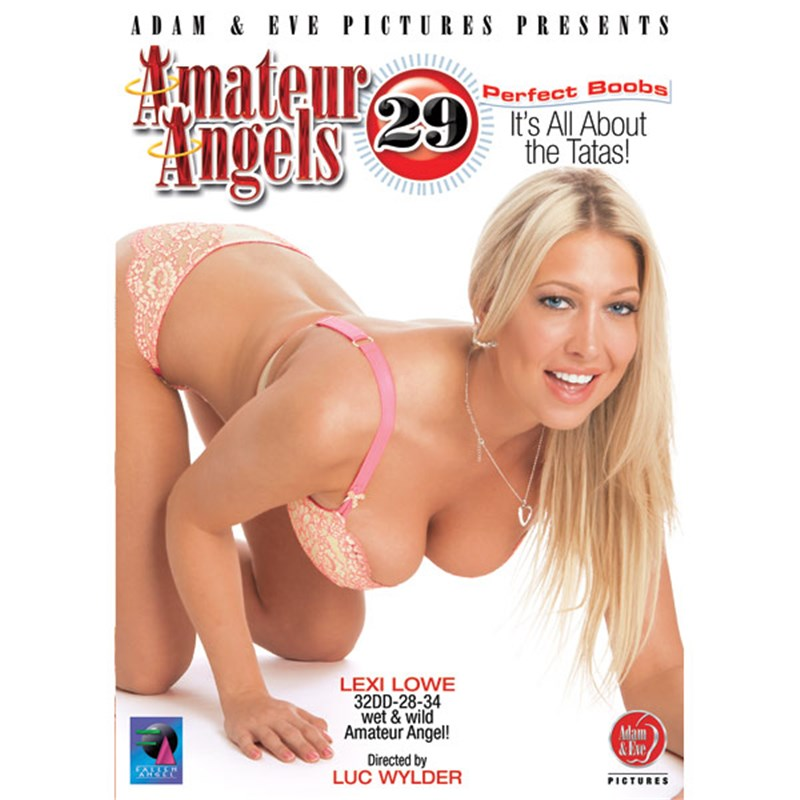 Amateur Angel 29: Perfect Boobs