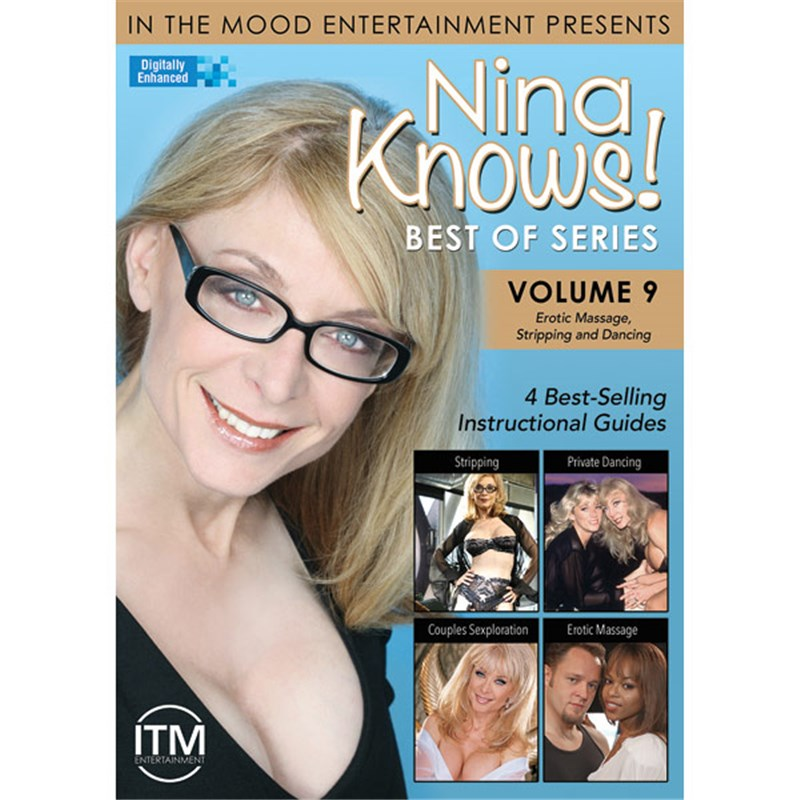 Nina Knows! Best Of Series 9: Erotic Massage, Stripping & Dancing