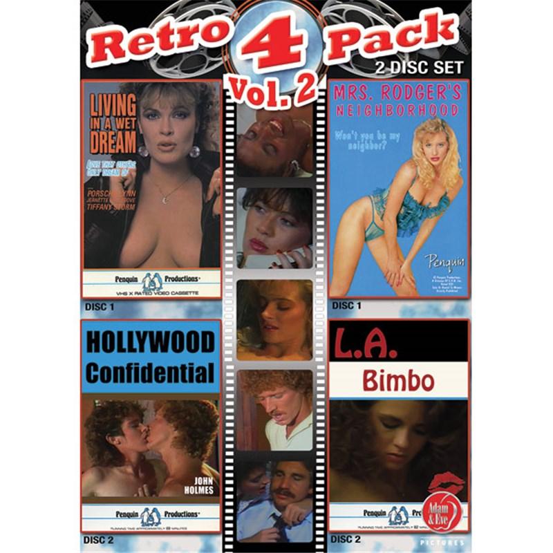 Retro 4-Pack Vol. 2