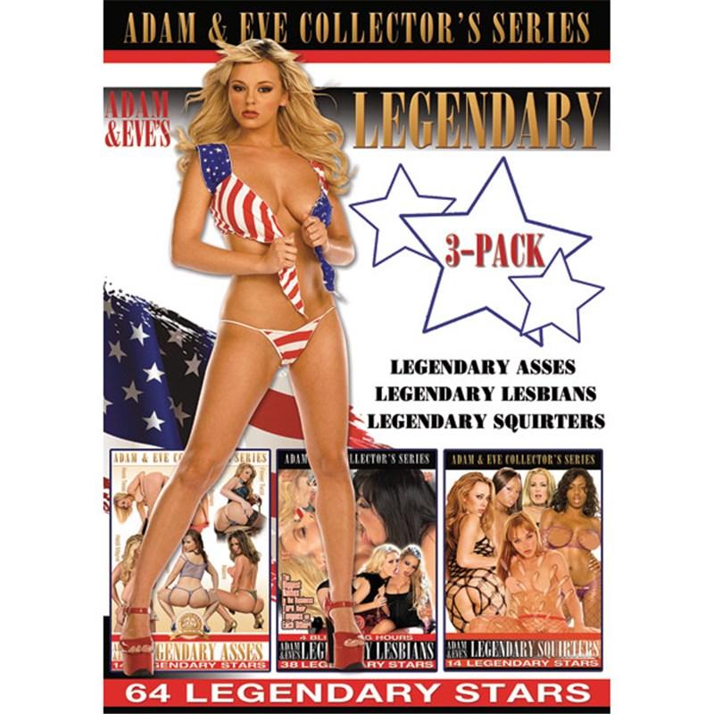 Adam & Eve's Legendary 3-Pack