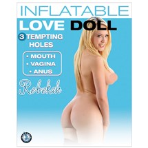 Doggystyle Rebekah Love Doll