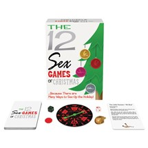 The 12 Sex Games Of Christmas
