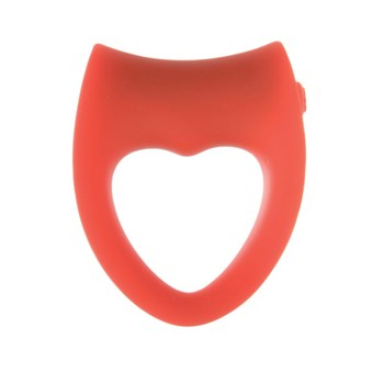 Heart On Vibrating Ring