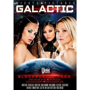 Galactic Blockbuster 4 Pack