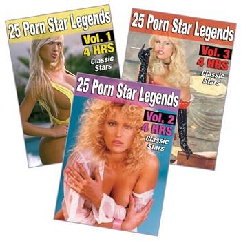 Porn Star Legends 3-Pack