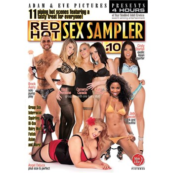 Red Hot Sex Sampler 10