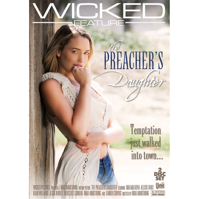 The Preachers Daughter