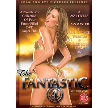 The Fantastic 4 Vol. 1 - Anal Collection