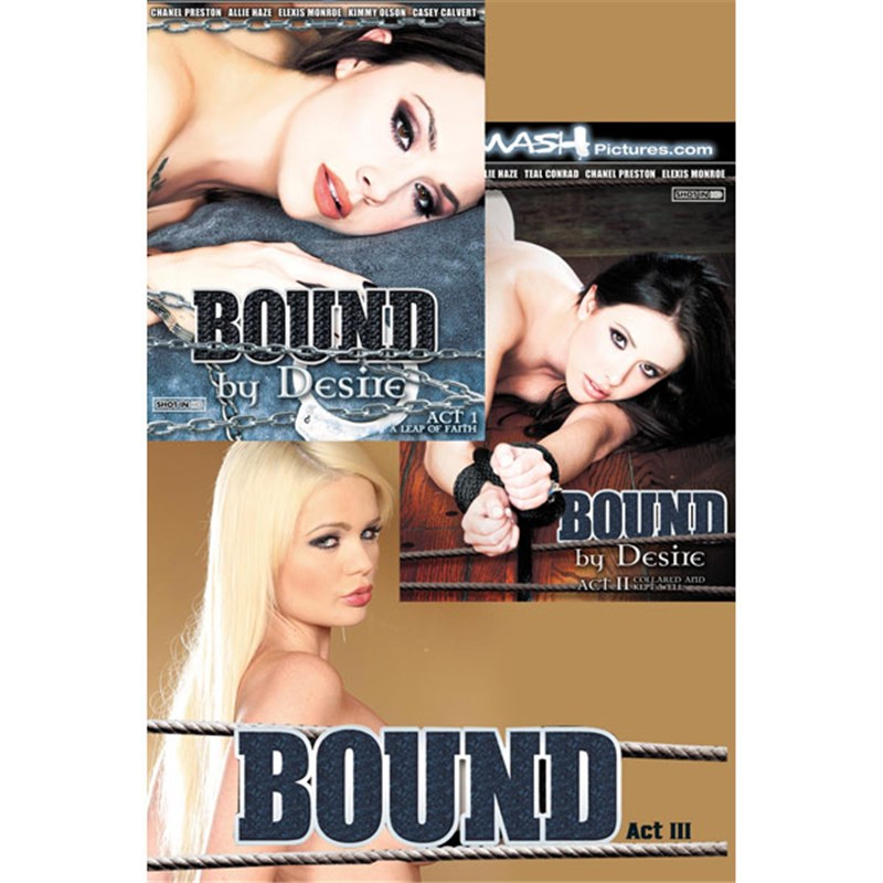 Bound By Desire 3 Pack