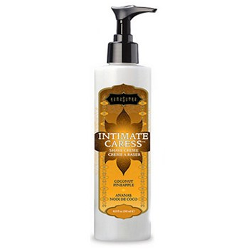 Kama Sutra Intimate Shave Creme coconut pineapple
