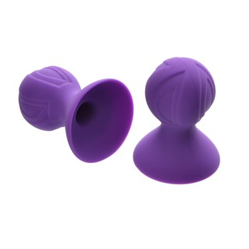 Violet Nipple Suckers XL table top