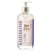 Adam & Eve Masturbator Lube 16 oz