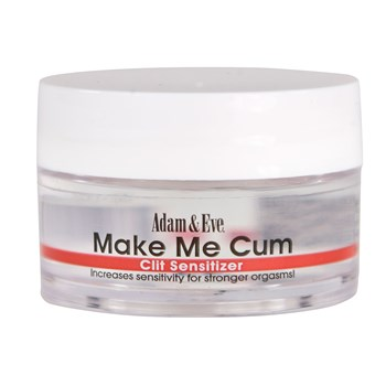 Adam & Eve Clit Sensitizer lid on