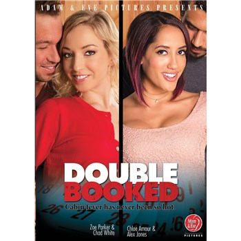 Double Booked Box Cover