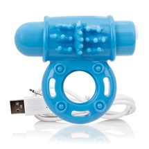 Charged O Wow Vibe Ring