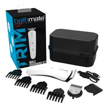 Manscaping Rechargeable Kit Display of all components