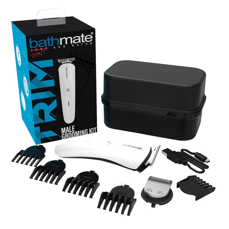 Manscaping Rechargeable Kit