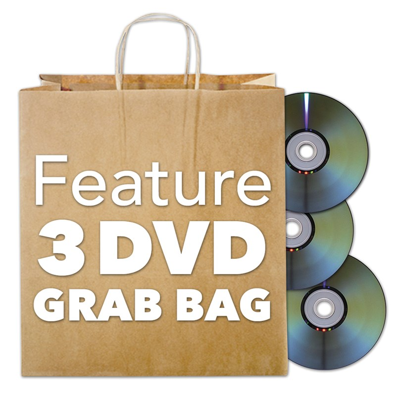 Feature DVD Grab Bag