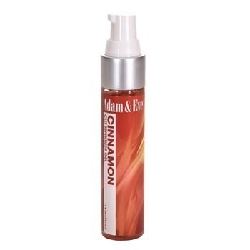 Adam & Eve Cinnamon Clit Sensitizer Gel Front of Bottle