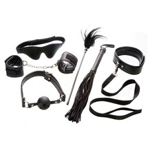 Frisky Tame Me 8 Piece Bondage Set