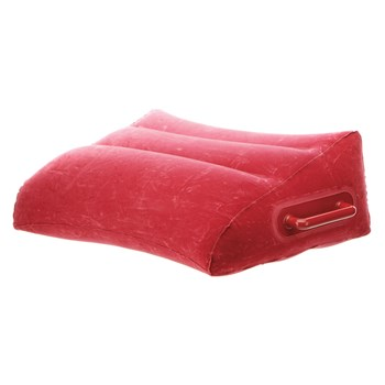 A&E Inflatable Position Pillow side view