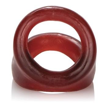 Colt Snug Tugger Penis Ring red back side