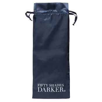 Fifty Shades Darker Desire Explodes G-Spot Vibe storage bag