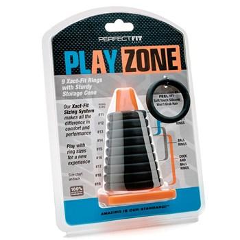 Play Zone Xact-Fit Rings package
