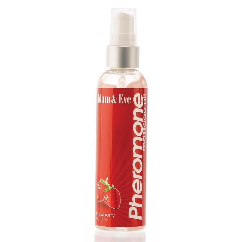 Adam & Eve Pheromone Massage Oil
