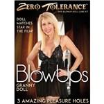 Blowups Granny Love Doll Box cover
