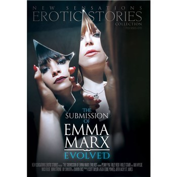 The Submission Of Emma Marx 4: Evolved Box Cover