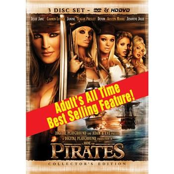 Pirates box cover