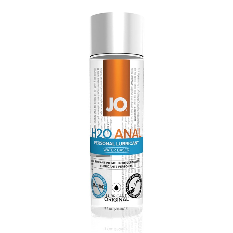 System Jo H2O Anal Lubricant