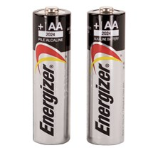 Energizer AA Batteries (2 pack) Showing 2 batteries