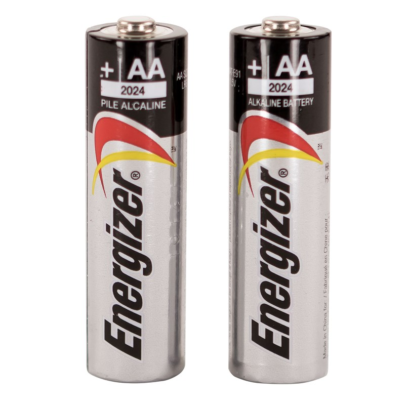Energizer AA Batteries (2 pack)