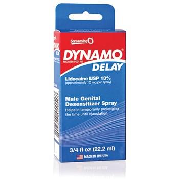 Dynamo Delay Spray box
