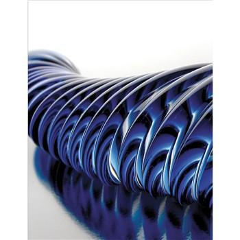 Icicles No. 29 Blue Wave G-Spot Dildo shaft