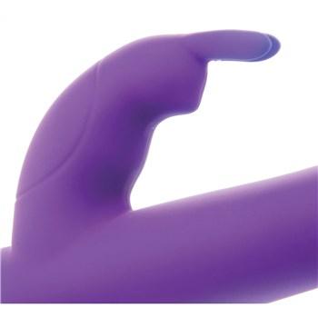 Posh Silicone Bounding Bunny close up bunny clit stimulator