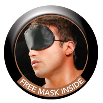 """10"""" Hollow Dream Strap-On included mask"""