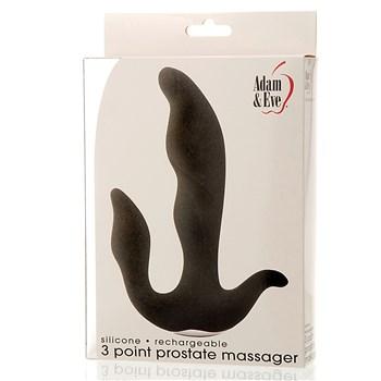 A&E 3 Point Prostate Massager box